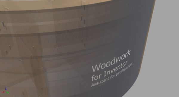 Autodesk Woodwork for Inventor design software