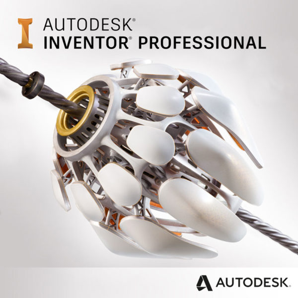 Autodesk inventor-professional manufacturing design software