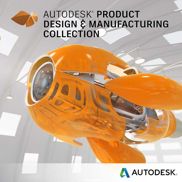 Autodesk Product Design & Manufacturing Collection- 1 Year