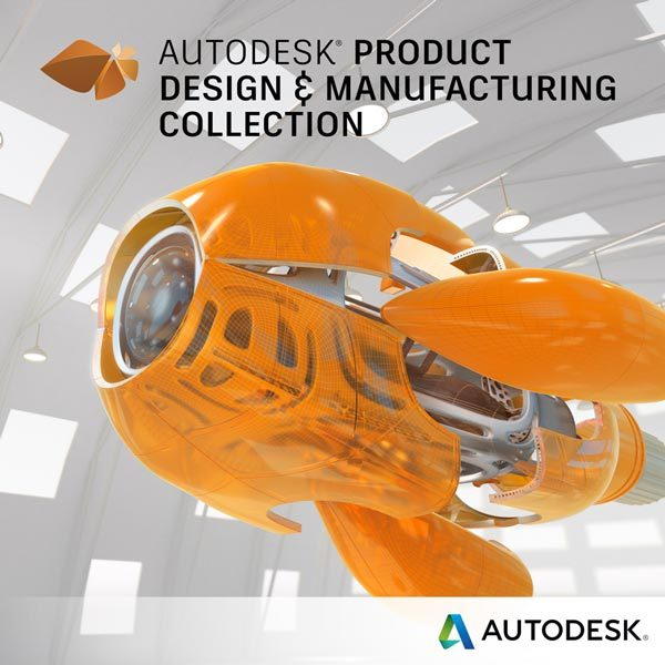 Autodesk product-design-manufacturing-collection software