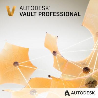 Autodesk vault-professional software