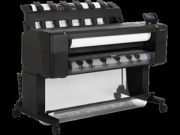 HP DesignJet T1530 36in Printer 3