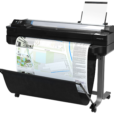 HP DesignJet T520 36-in Printer Plotter