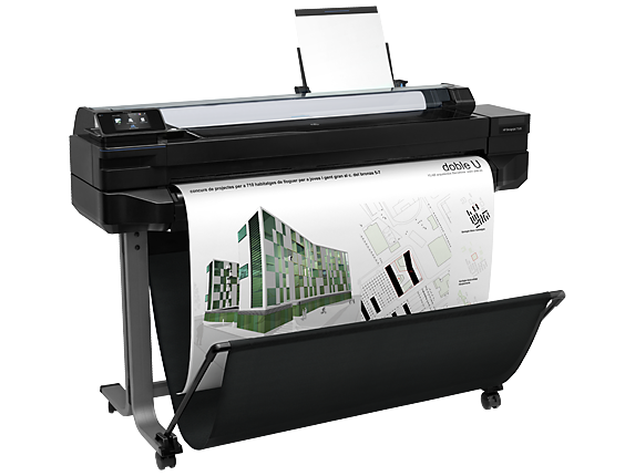 HP DesignJet T520 36-in Printer 1