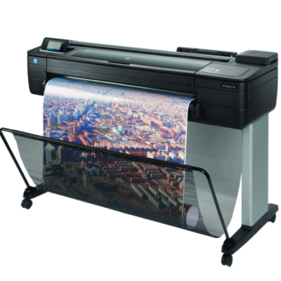 HP DesignJet T730 36-in Printer Plotter