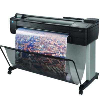 HP DesignJet T730 36-in Printer 2