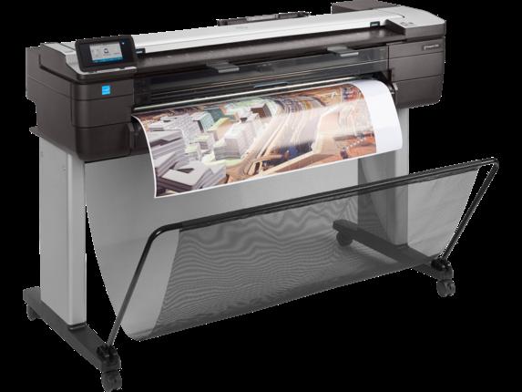 HP DesignJet T830 36in MFP Printer 2