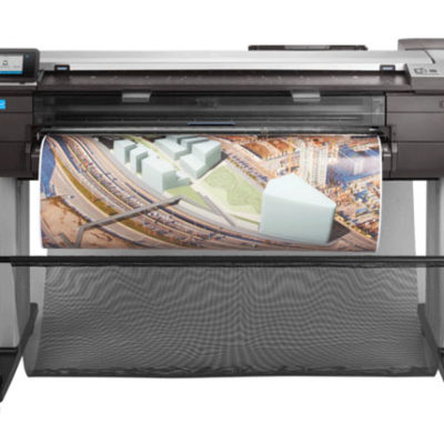 HP DesignJet T830 36in Multi Function Printer Plotter