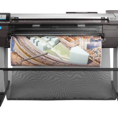 HP DesignJet T830 36in Multi Function Printer Plotter