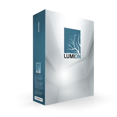 LUMION-standard-architectural rendering software