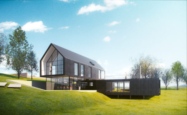V-Ray for Revit architecture rendering design software