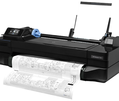 HP Designjet T120 A1 Printer Plotter