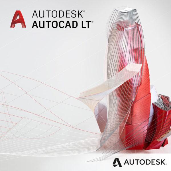 Autodesk Autocad LT design software