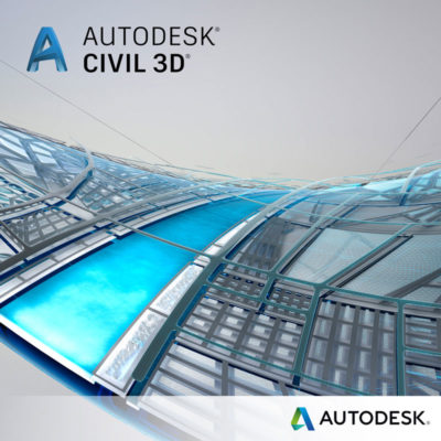 Autodesk civil-3d design software
