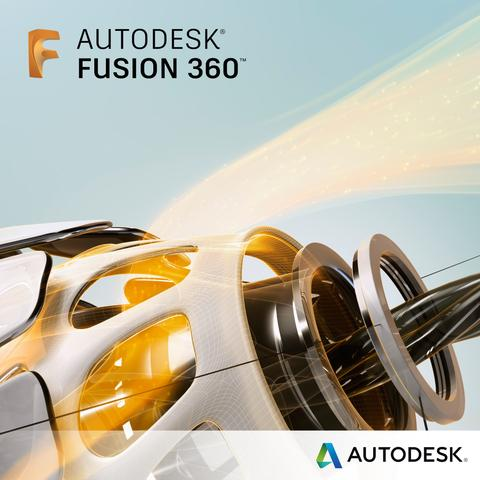 Autodesk Fusion-360 design software