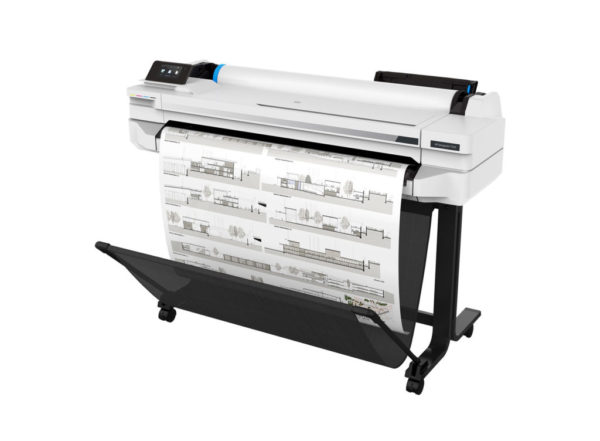 HP-DesignJet-T530-A0 printer plotter