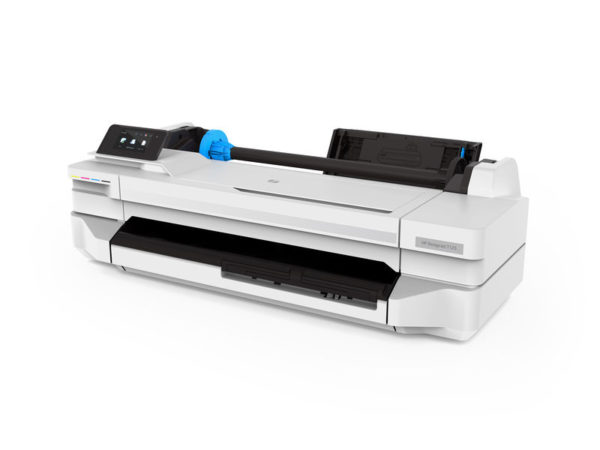 HP Designjet T125 A1 Printer Plotter