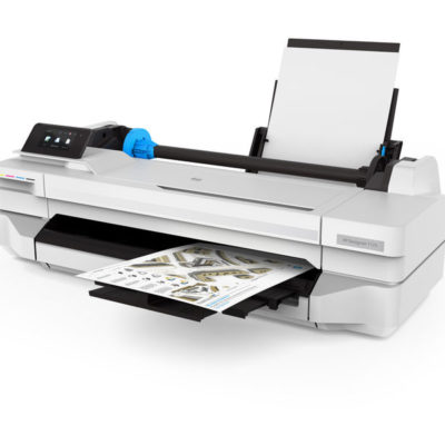HP Designjet T125 A1 Printer Plotter