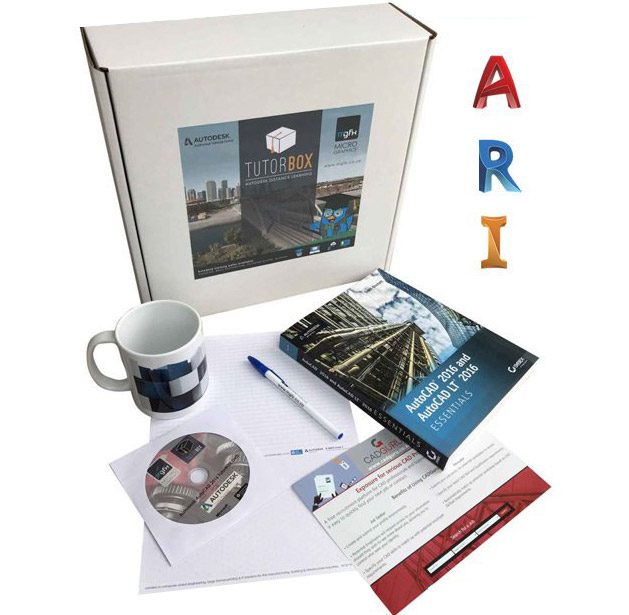 Autodesk Distance Learning - Micrographics TutorBox
