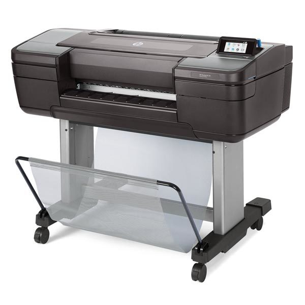 HP-DesignJet-Z6-A1-Post Script-Printer Plotter